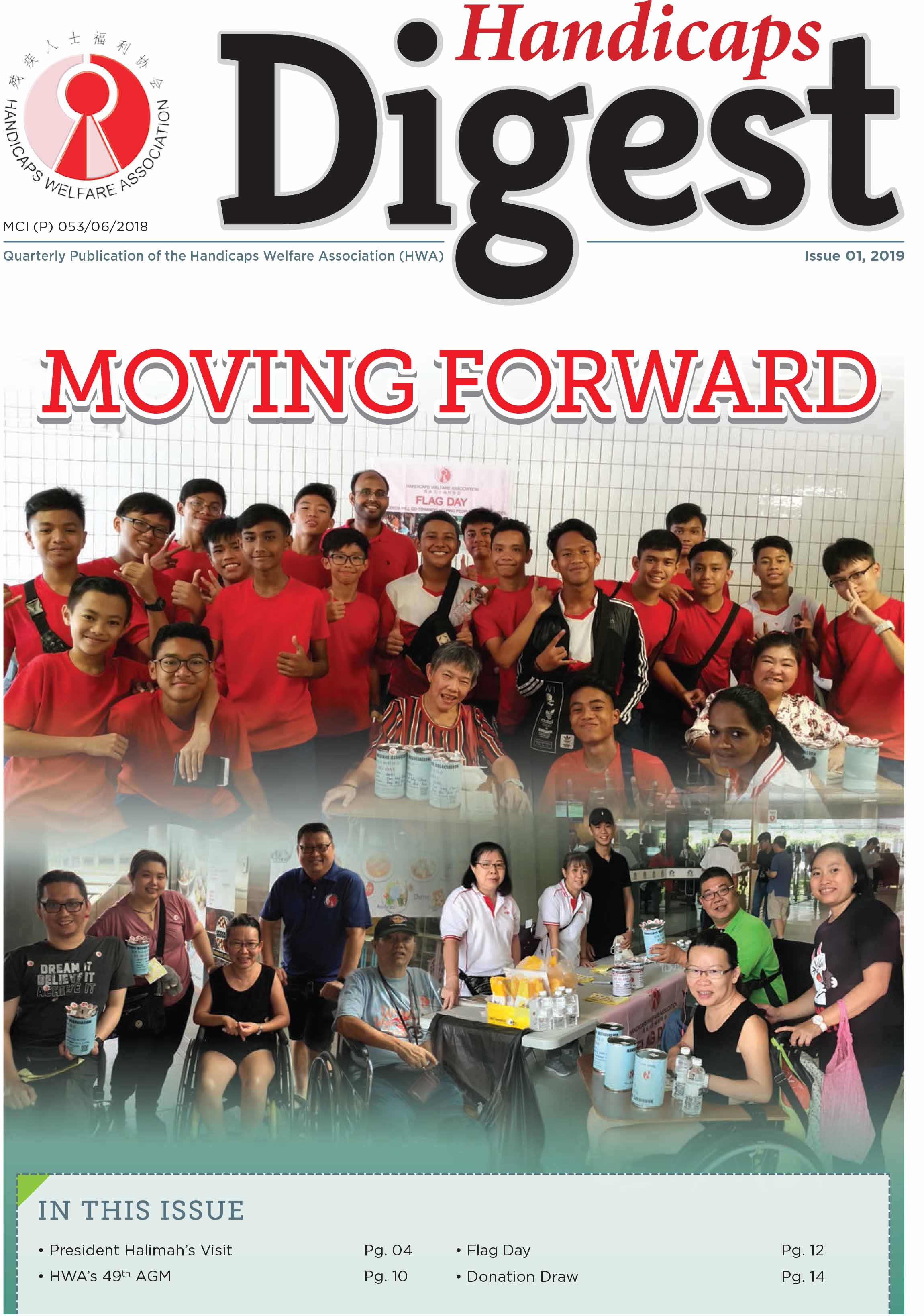 Handicaps Digest_Issue 1 2019-1